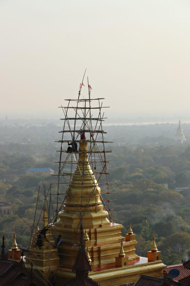 goldene pagode