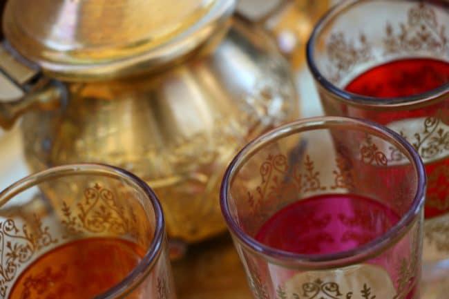 teegläser marokko