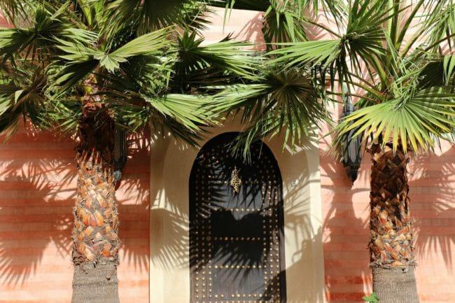 marrakesch tür