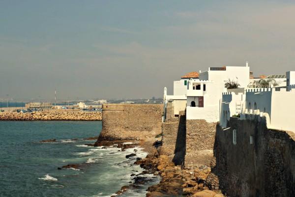 Stadtmauer von Asilah