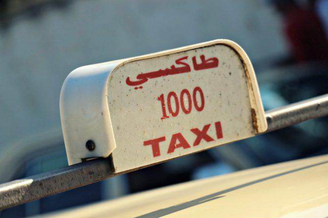 Grand Taxi Marokko