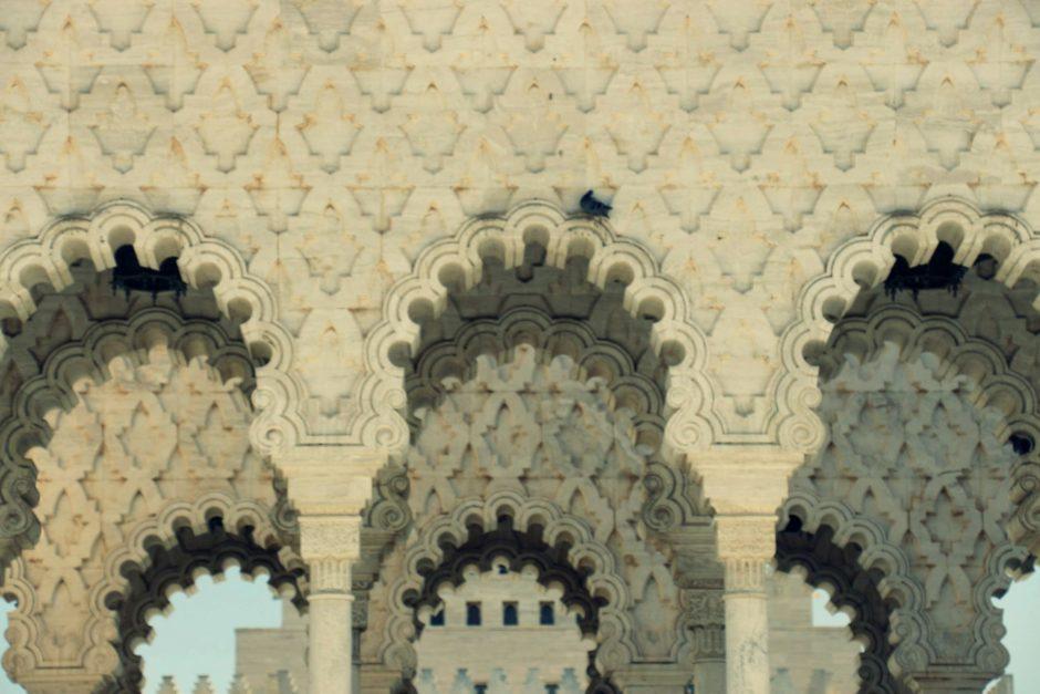 Rabat am Hassan-Turm
