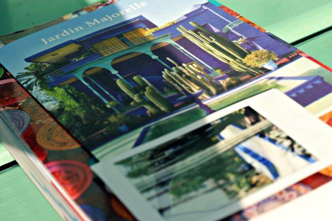 Broschüre Jardin Majorelle