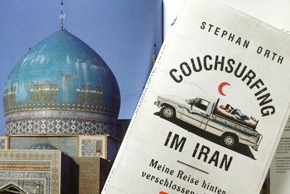 Couchsurfing im Iran - Stephan Orth