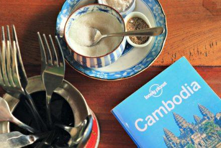 Reisevorbereitung Kambodscha