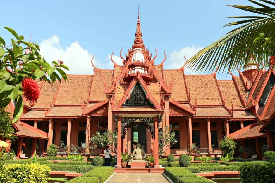nationalmuseum phnom penh