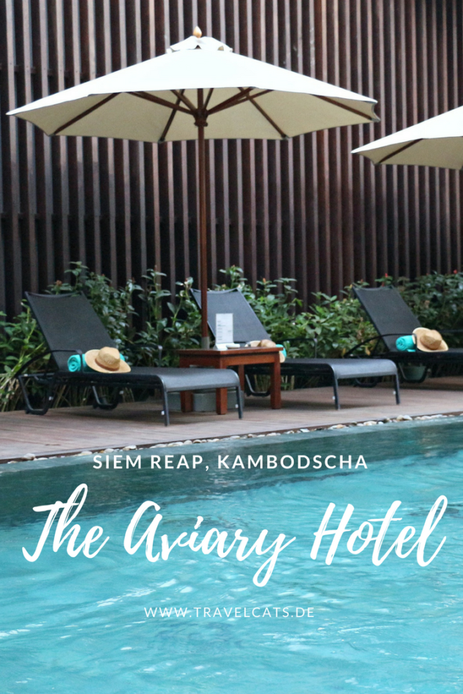 the aviary hotel siem reap review