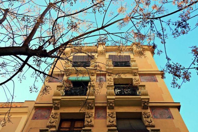 Carrer de Verdi Barcelona