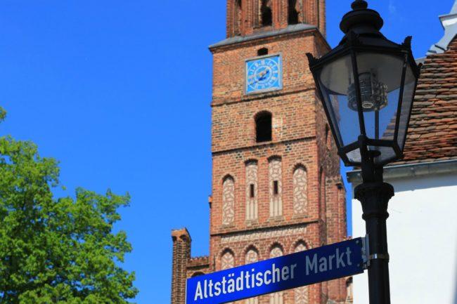 Altstädtischer Markt Brandenburg Havel