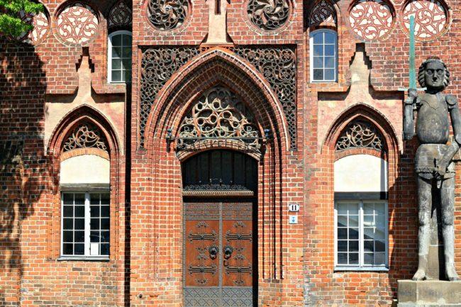 Altstädtisches Rathaus Brandenburg Havel