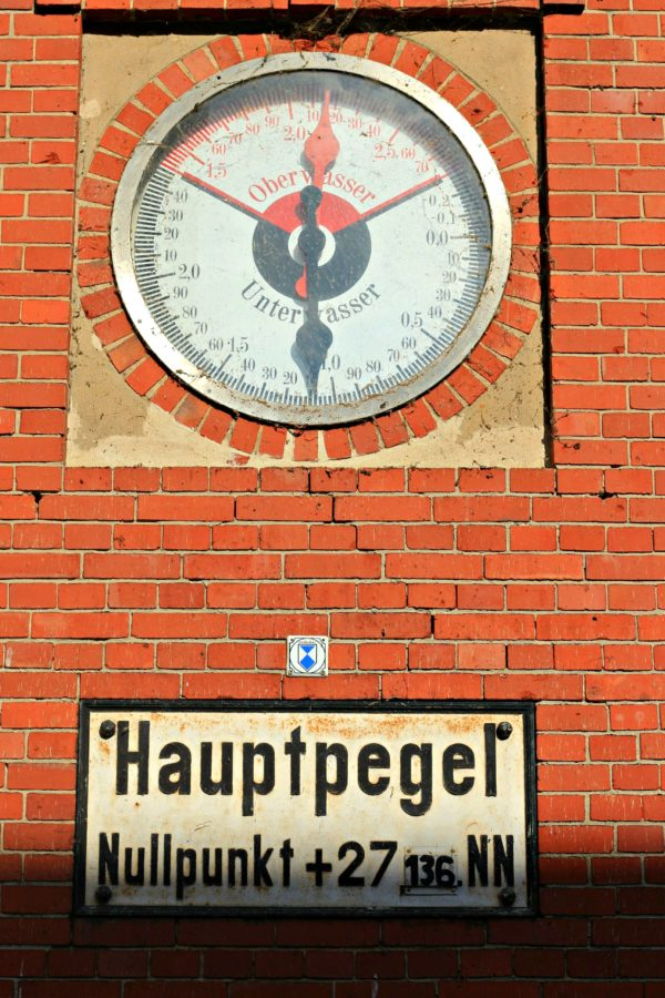 Hauptpegel Brandenburg Havel