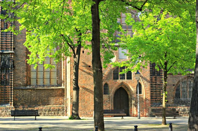 Kirche Brandenburg Havel