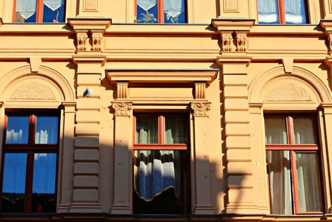 Hausfassade Brandenburg Havel