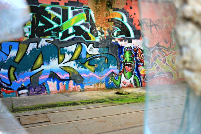 Graffiti Frankfurt Oder