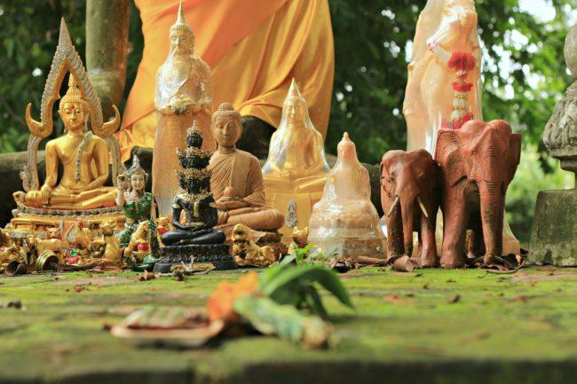 buddhafiguren ayutthaya