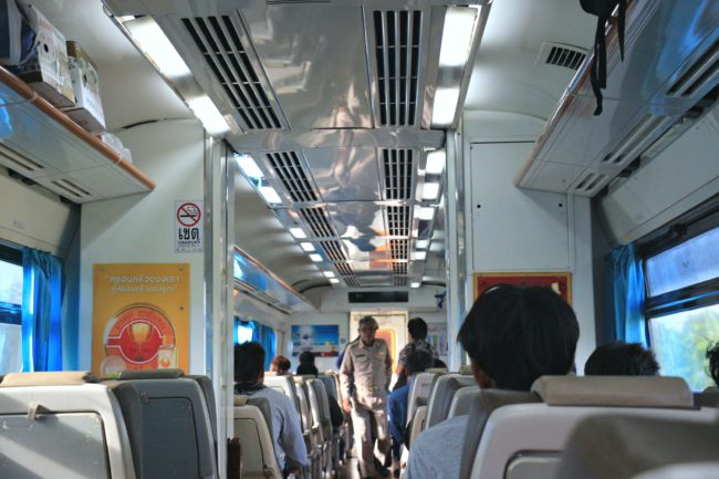 expresszug ayutthaya phitsanulok