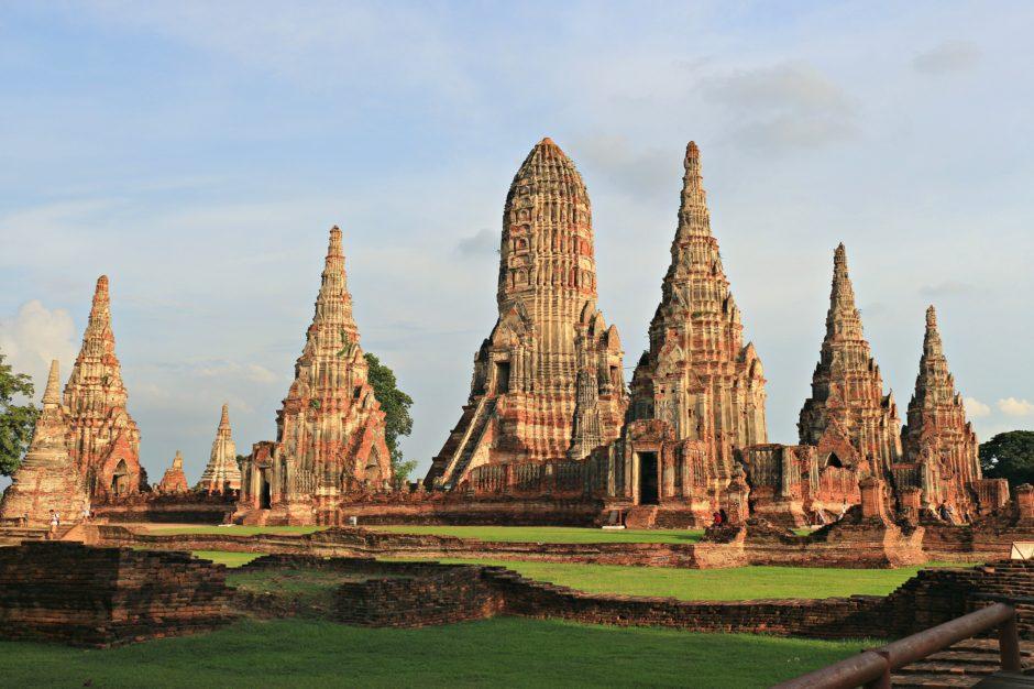ayutthaya geschichtspark