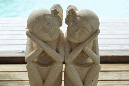 balinesische figuren