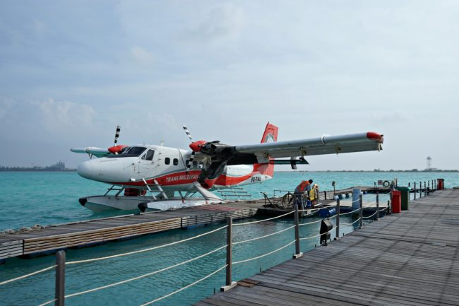 trans maldivian airways