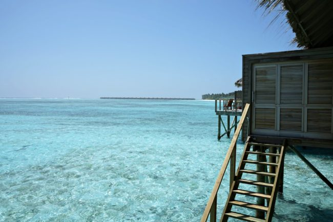 Wasservilla Malediven