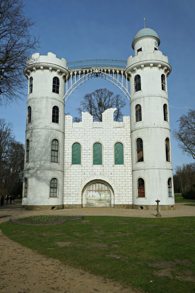schloss pfaueninsel berlin