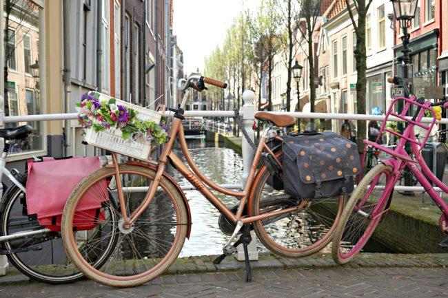 fahrräder delft