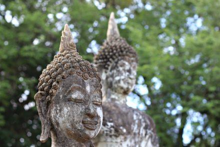 sukhothai buddhafiguren