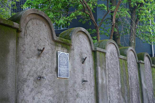 ghettomauer krakau