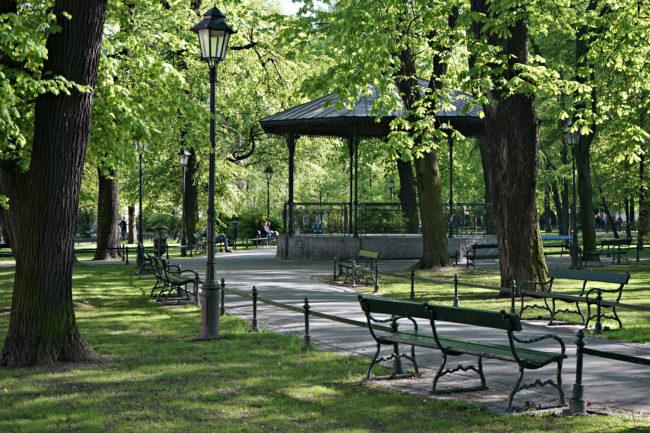 park krakau