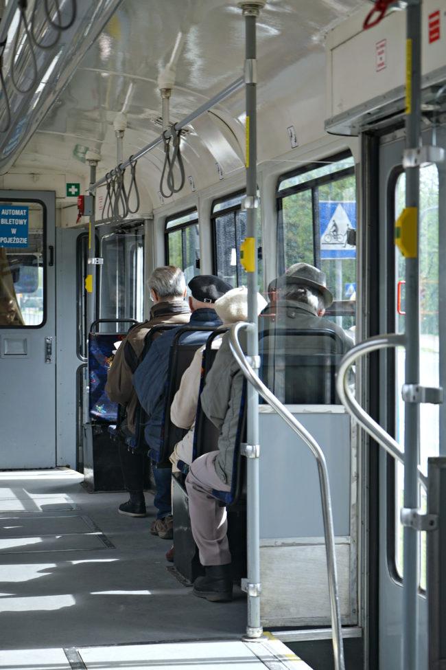 tram krakau