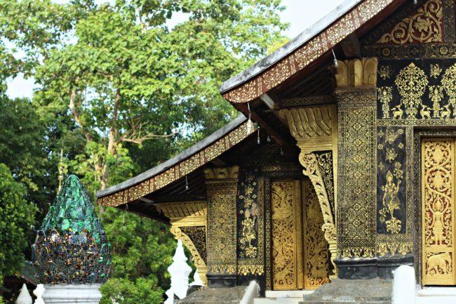 luang prabang tempel