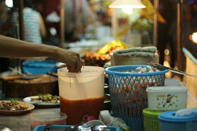 streetfood chiang mai