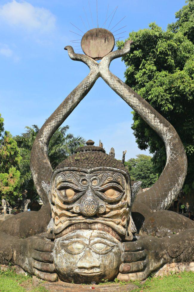 Buddha Park Xieng Khuan