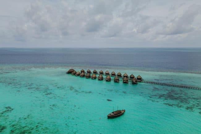 angaga island drohne
