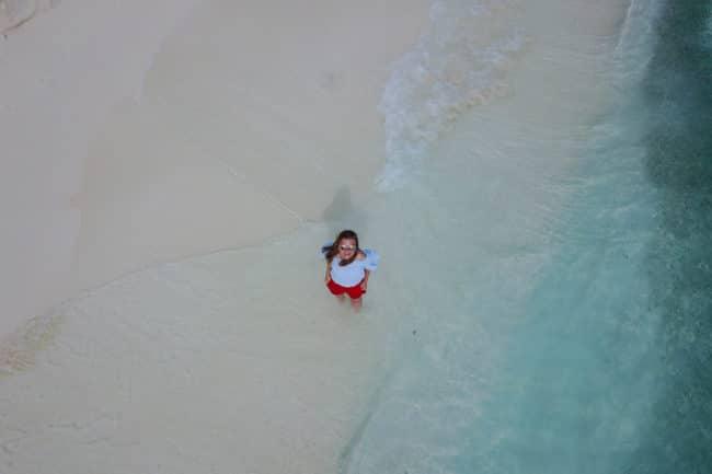 angaga strand drohne