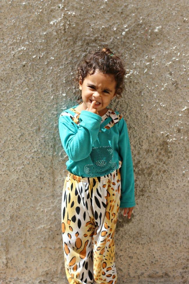 kind marokko