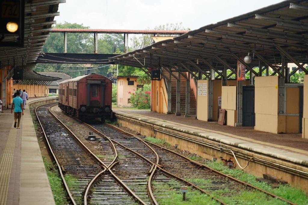 Galle Railway Station