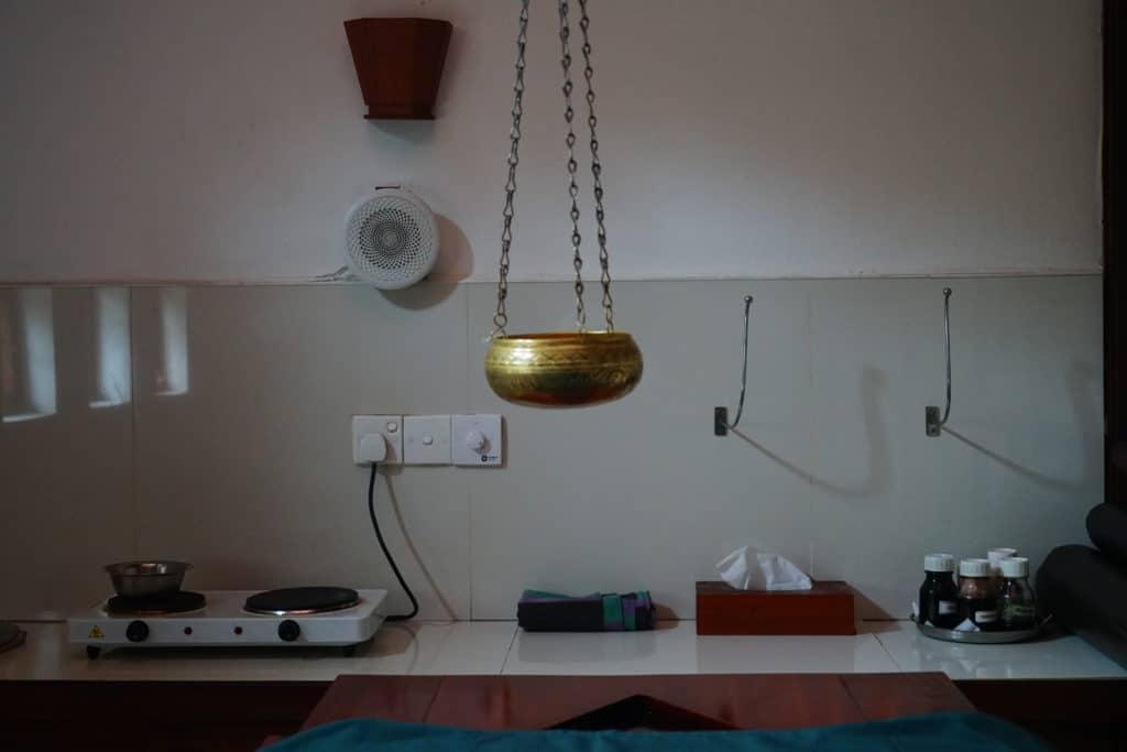 Entspannung bei einer Ayurveda Kur finden
